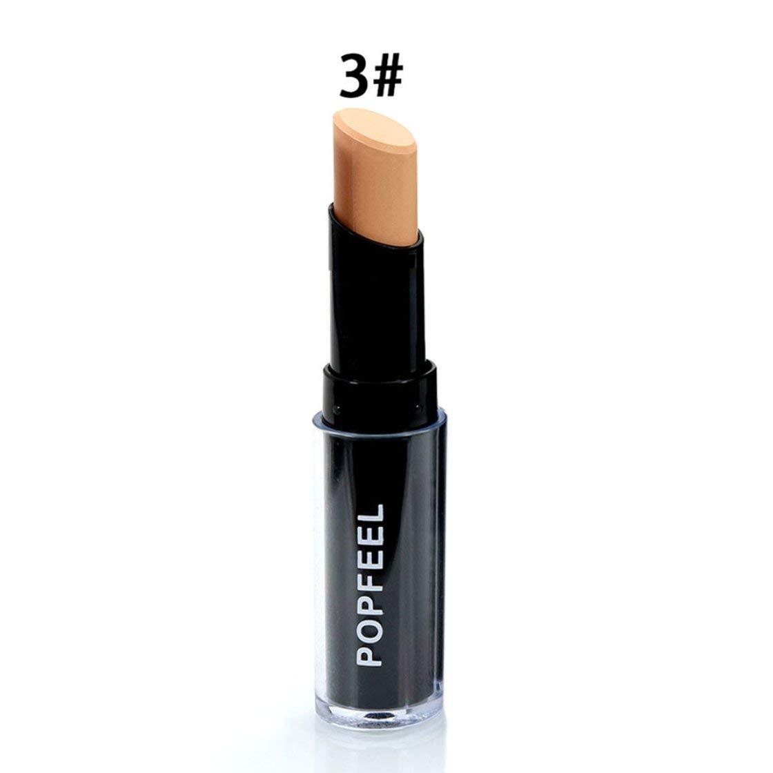 POPFEEL Profesión Belleza Cubierta completa Peca Corrector de acné Stick Pen Facial Makup Hidratante Lápiz Laurelmartina