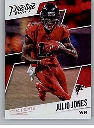 a5c7f614 2018 Panini Prestige NFL XTRA Points Purple (Fat Pack Exclusive) #52 Julio  Jones