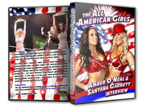 The All American Girls - Amber O'Neal & Santana Garrett ()