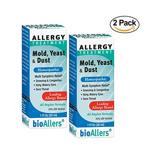 - Bioallers Mold, Yeast and Dust, 1-Ounce (Pack of 2)