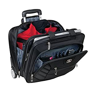 "OGIO 417018 Lucin Wheeled 17"" Laptop/MacBook Pro Bag"