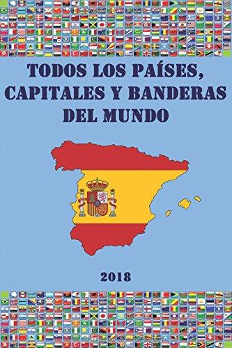 Todos los paises, capitales y banderas del mundo  [Inteligente, Familia] (Tapa Blanda)