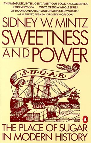 S. W. Mintz's Sweetness and Power (Sweetness and Power: The Place of Sugar in Modern History [Paperback])(1986) (Sweetness And Power Mintz compare prices)