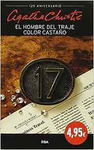 Amazon.com: El hombre del traje color castaño (9788490564806 ...