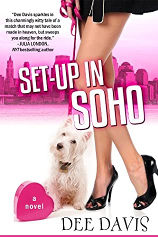 book cover of Set Up in Soho
