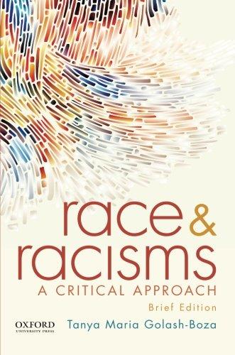 Race+Racisms,Brief Ed.