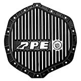"PPE HEAVY DUTY REAR ALUMINUM DIFFERENTIAL COVER BRUSHED GM & DODGE W/ 11.5"" REAR AXLE - 138051010"