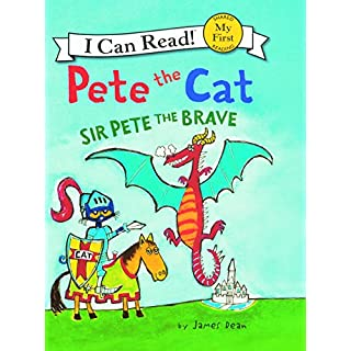 Sir Pete The Brave (Turtleback School & Library Binding Edition) (I Can Read! My First Shared Reading (HarperCollins))