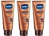 Vaseline Total Moisture Cocoa Radiant Rich Feeling Lotion 3 Oz (3 Pack)