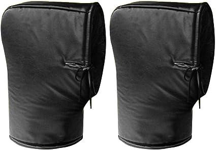 Gants de Guidon Imperm/éable Chaud pour Motos mooderff Gant Moto Chauffant Hiver