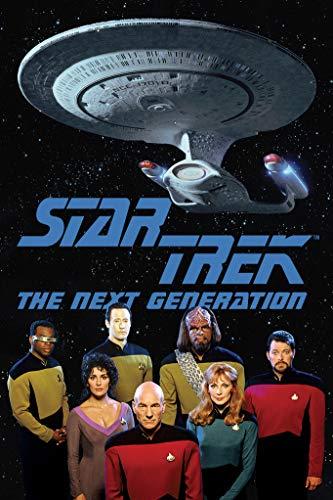 (Star Trek Next Gen Cast Poster 24 x 36in)