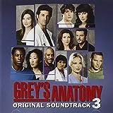GREYS ANATOMY VOLUME 3: ORIGINAL SOUNDTRACK