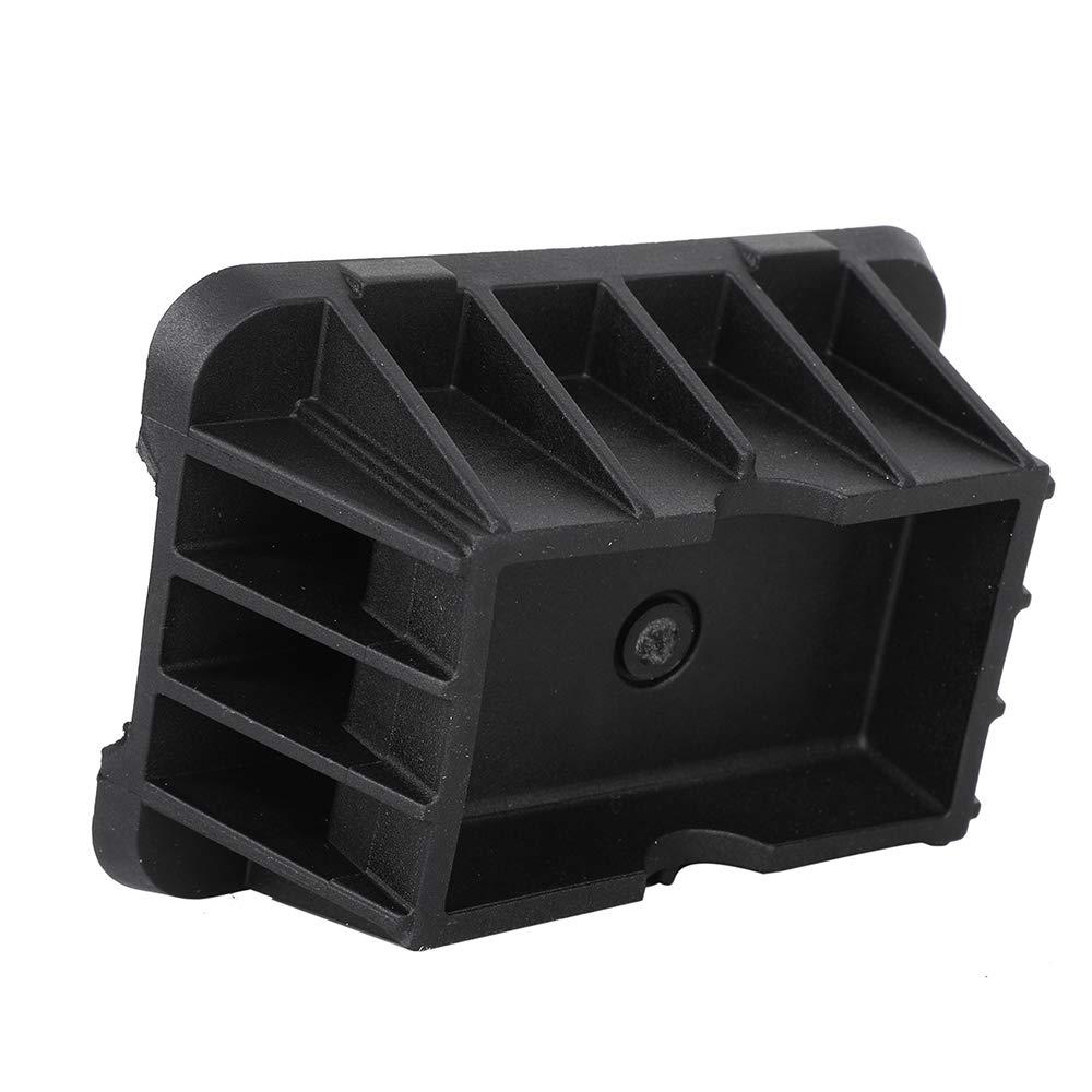 NEW 4 Pieces Rein Under Car Support Lift Jack Plug Cover Pad fits Bmw E82 E90E91