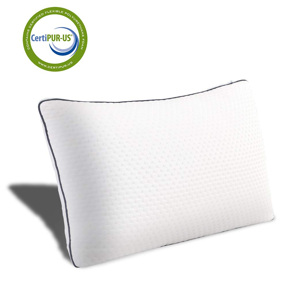 Bedstory Cool and Warm Reversible Pillow(15x31