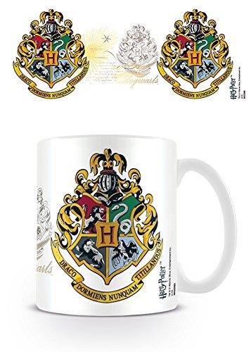 Harry Potter - Taza Hogwarts Crest, 320ml: Harry Potter: Amazon.es ...