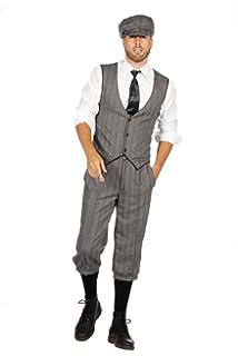 check out 33987 f5468 shoperama 20er Jahre Peaky Blinders Anzug Knickerbocker ...