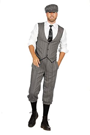 Shoperama 20er Jahre Peaky Blinders Anzug Knickerbocker Herren