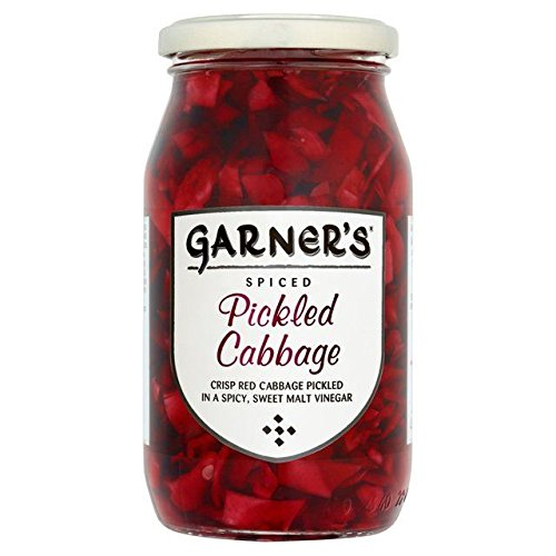 Garner's Pickled Cabbage (454g) by Garners (Image #1)