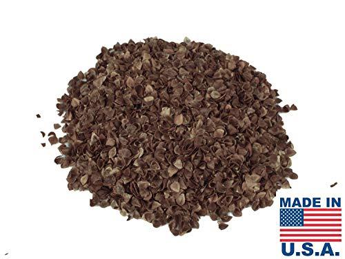 Waterglider International Organic Buckwheat Pillow and Zafu Cushion Replacement Hulls- 100% USA Grown Hulls- 2 Lb. Refill Bag