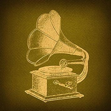 Amazon.com: Vintage fonógrafo impresión antiguo Tocadiscos ...