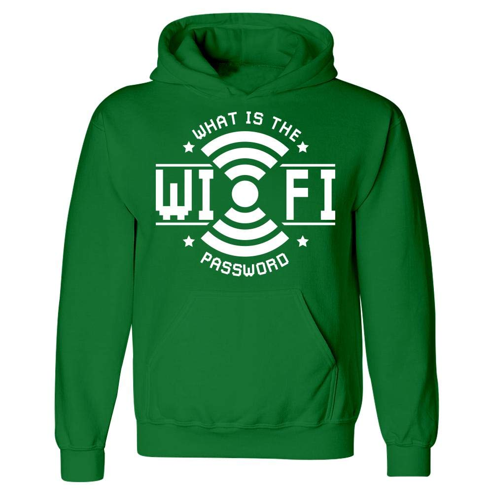 What is The Password Funny WiFi Hoodie Internet Access Wireless Connection