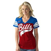 NFL Women's Pass Rush Mesh Top from G-III Licensed Apparel