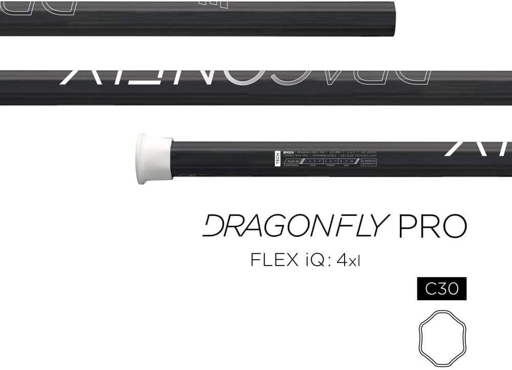 Epoch Lacrosse Dragonfly Pro Shaft