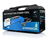 Hyperikon Oscillating Tool, 2.5 Amp Power