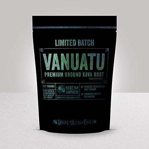Superior Vanuatu Kava Powder – 1 2lb