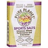 Pure Planet Sports Salts 1000 mg 30 Veggie Caps