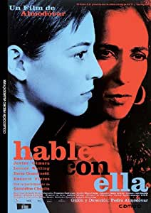 Hable Con Ella [DVD]: Amazon.es: Dario Grandinetti ...