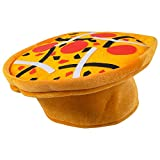 Funny Party Hats Food Hats - Pizza Hamburger Hot Dog Hat Costume Party Dress Up