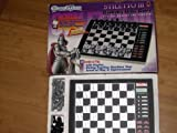 excalibur chess - Excalibur Model 932ED Stiletto III Chess Computer in original box. 72 levels of play. Estimated rating: 1600.