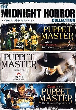 The Midnight Horror Collection: Puppet Master V.2