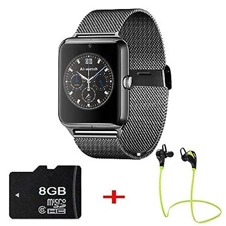 ARBUYSHOP Lemfo LF11 inteligente Reloj Bluetooth SmartWatch ...