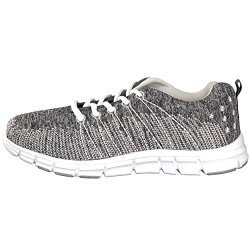 Grigio Sneaker Grigio Sneaker Brandsseller Uomo nero Uomo Brandsseller nero 4q6x45w