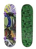 PlayWheels Teenage Mutant Ninja Turtles 28'' Complete Skateboard - Masked Mutants Graphic