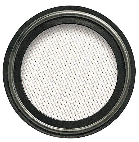 Tri-Clamp Gasket, 0.875'' Inside Dia, 1.984'' Outside Dia, Buna, 1'' Tube Size