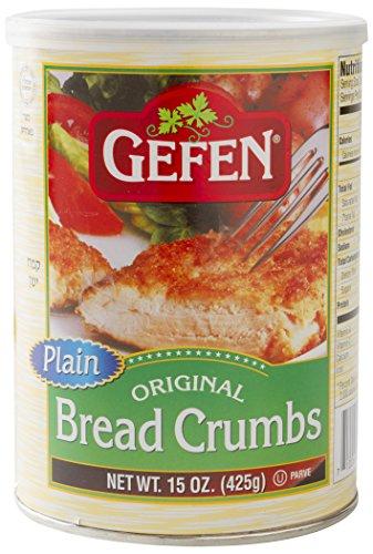 Gefen Plain Breadcrumbs 15oz (2 Pack)