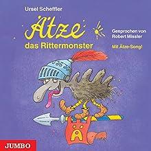 Ätze, das Rittermonster (Ätze 7) Hörbuch von Ursel Scheffler Gesprochen von: Robert Missler