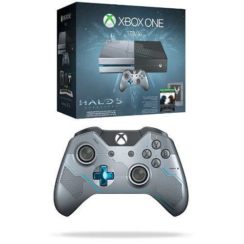 Xbox One 1TB Console Guardians Controller
