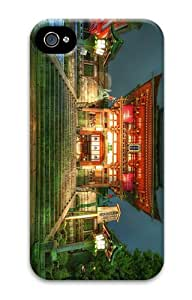 brand new covers temple asian PC Case for iphone 4/4S