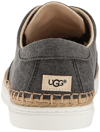 Ugg Vrouwen Eyan Ii Canvas Fashion Sneaker Black