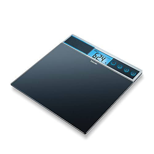 Beurer GS39 Talking Glass Bathroom Scale