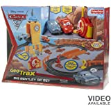 Fisher Price Geotrax Disney Pixar Cars  Escape From Big Bentley