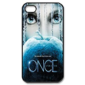 Xinta Custom Designer Personalized Once Upon a Time TPU Cover Case for iphone 4 XT6186880