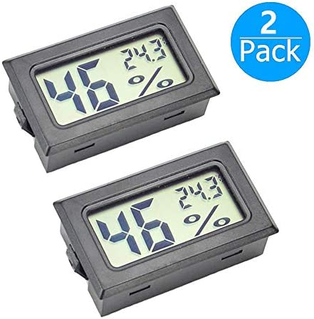 JEDEW Hygrometer Thermometer Temperature Greenhouse product image