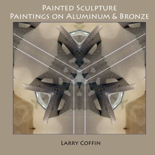 Painted Bronze Sculpture - Painted Sculpture: Paintings on Aluminium & Bronze