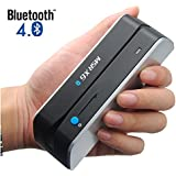 Deftun Bluetooth MSR-X6(BT) MSRX6BT Magnetic Stripe Card Reader Writer Encoder Mini Portable