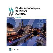 Études économiques de l'OCDE : Canada 2016 (Economie)